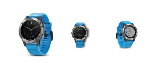 Garmin выпустила умные часы quatix 5 для любителей рыбалки