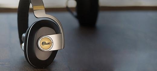 Blue Microphones представила беспроводные наушники Satellite