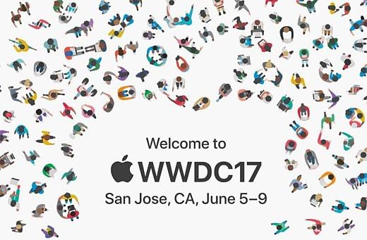 Apple разослала приглашения на WWDC 2017