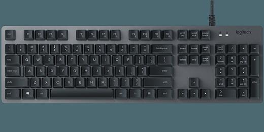 Logitech представила механическую клавиатуру K840