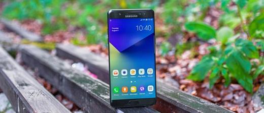 Восстановленные Galaxy Note7 будут стоить на 50% дешевле