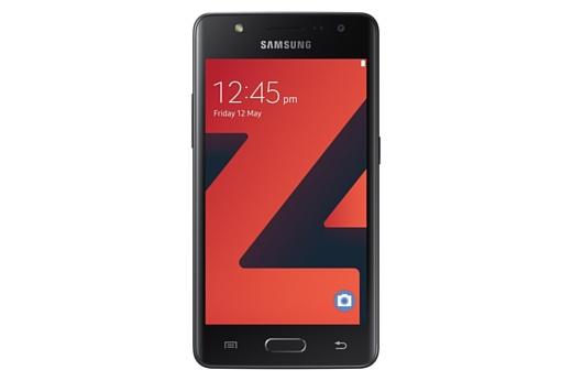 Samsung показала новый Tizen-смартфон Z4