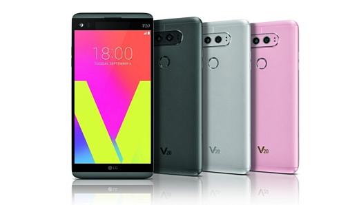 Слух: V30 станет первым OLED-смартфоном LG