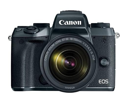 В 2018 Canon может представить полнокадровую беззеркальную камеру