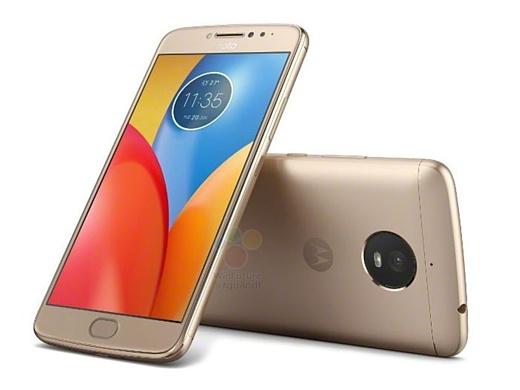 В сеть попали рендеры Motorola Moto E4 Plus