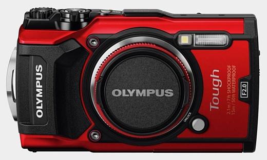 Olympus анонсировала защищенную камеру Tough TG-5
