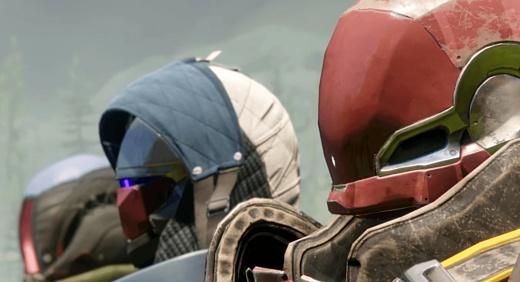 Bungie показала новые трейлеры Destiny 2