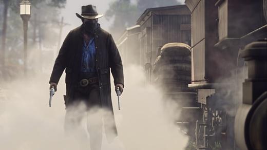 Выход Red Dead Redemption 2 перенесли на весну 2018