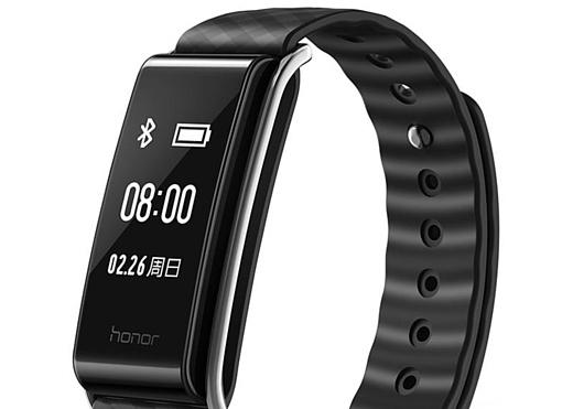 Huawei представила умный браслет Honor Band A2