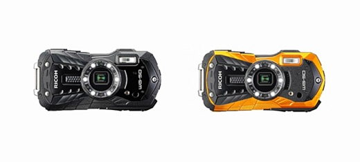 Ricoh показала защищенную камеру WG-50