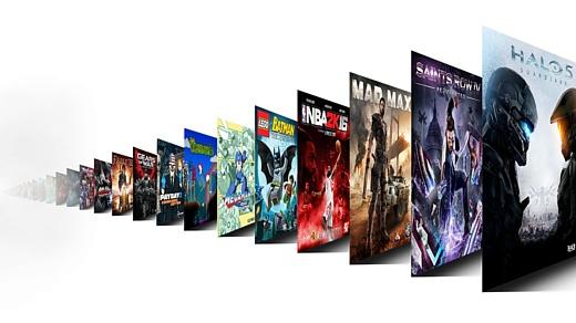 Microsoft запустила новый подписочный сервис Xbox Game Pass