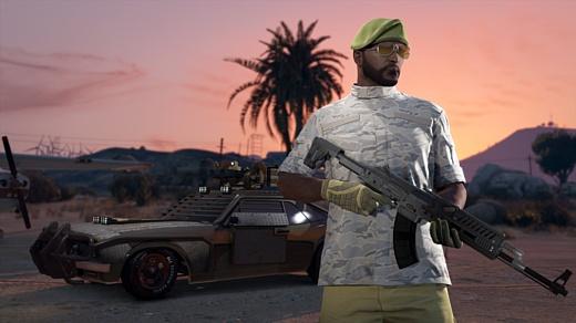 Rockstar анонсировала очередное обновление GTA Online — Gunrunners