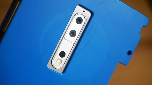 Nokia 9 с 8 ГБ RAM заметили в базе данных теста Geekbench