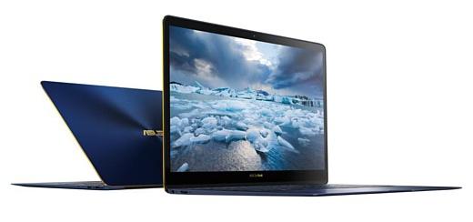 ZenBook 3 Deluxe — новый продвинутый ультрабук Asus