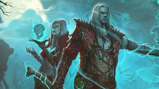 27 июня в Diablo III появится новый класс — некромант