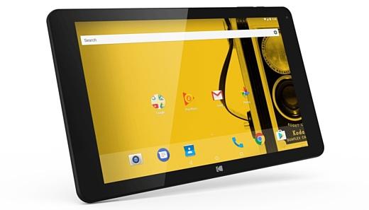 Kodak анонсировала два Android-планшета