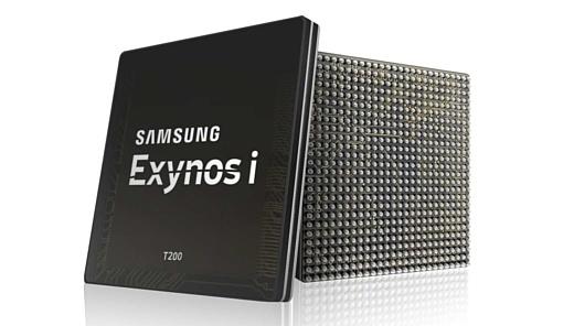 Samsung начала массовое производство IoT-чипов