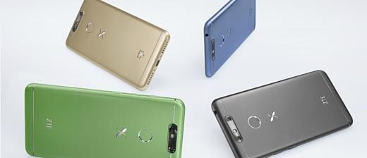 ZTE представила недорогой смартфон Small Fresh 5 с двойной камерой