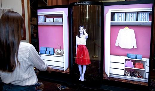 LG Display продемонстрировала прозрачный и гибкий 77-дюймовый OLED экран