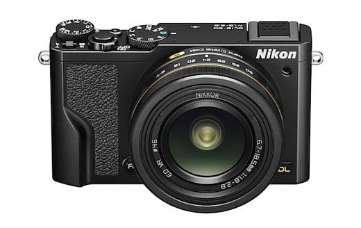 Nikon разрабатывает новую беззеркальную камеру