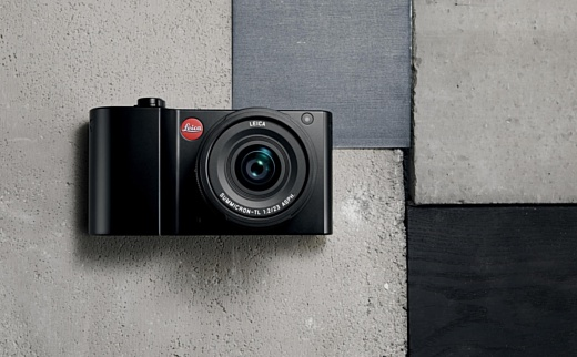 Leica представила компактную камеру TL2