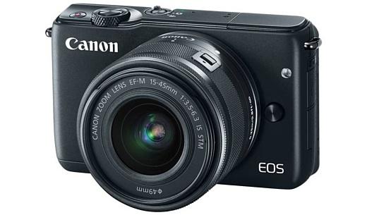 Слух: в конце августа Canon представит камеру EOS M20