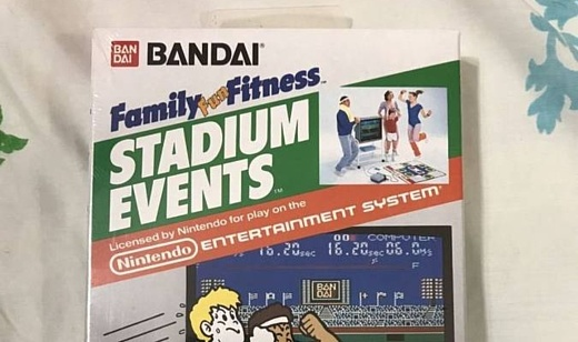 Редкую игру для NES продали за $42 тысячи
