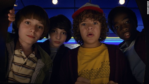 Netflix опубликовала новый трейлер 2 сезона «Очень странных дел»