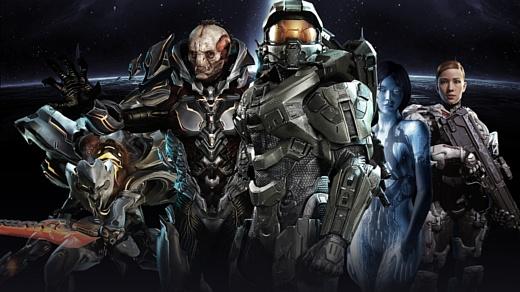 Стивен Спилберг все еще занимается сериалом по Halo