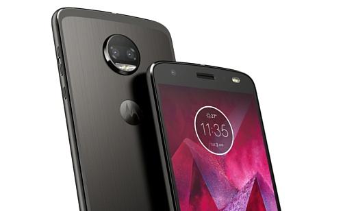Motorola анонсировала Moto Z2 Force Edition и 360 Camera Moto Mod