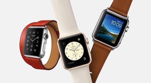 Слух: осенью Apple выпустит новые умные часы
