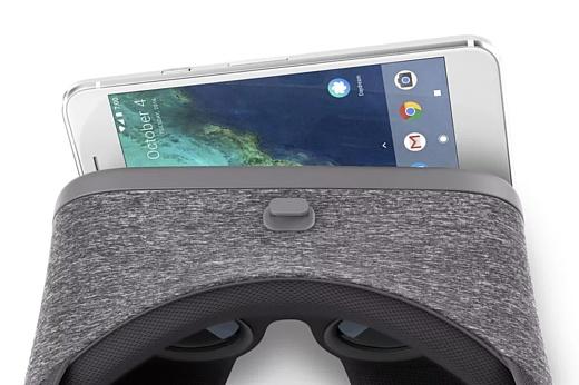 Google: «К концу 2017 Daydream VR будут поддерживать 11 смартфонов»