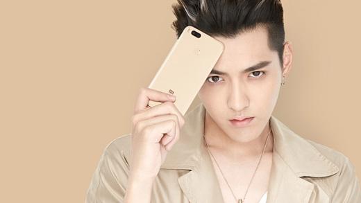 Xiaomi анонсировала новый смартфон Mi 5X