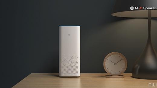 Xiaomi показала собственную умную колонку Mi AI Speaker