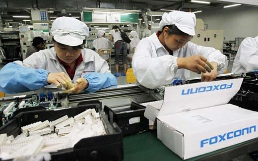 Foxconn откроет завод в США