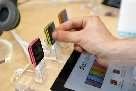Apple прекратила выпуск iPod nano и iPod shuffle