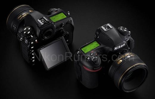 В сеть попала новая информация о Nikon D850