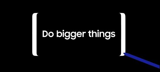 Видео: Samsung опубликовала тизер Galaxy Note 8