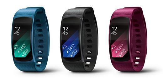 Слух: Samsung готовится к анонсу браслета Gear Fit 2 Pro