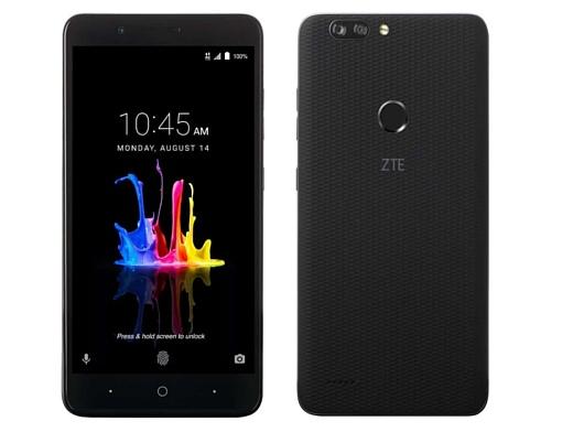 ZTE анонсировала недорогой планшетофон Blade Z Max