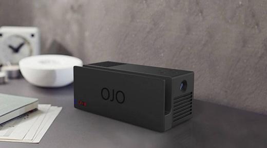 OJO — док для Nintendo Switch со встроенным проектором