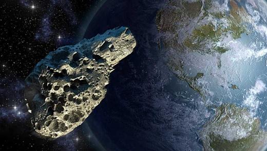 В сентябре мимо Земли пролетит самый крупный астероид за всю историю наблюдений