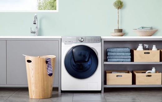 Samsung продемонстрировала стиральную машину с искусственным интеллектом