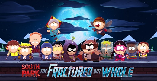 Цвет кожи главного персонажа новой игры по South Park будет зависеть от уровня сложности