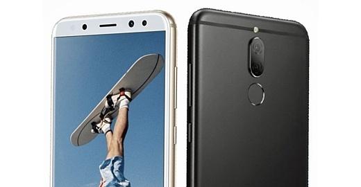 В сеть попали пресс-рендеры Huawei G10