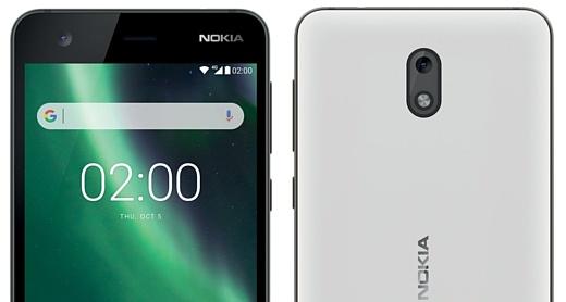 Утечка: пресс-рендеры Nokia 2