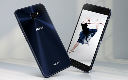 Asus представила новый смартфон ZenFone V