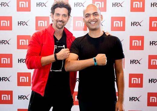 Xiaomi анонсировала новый фитнес-браслет Mi Band HRX Edition