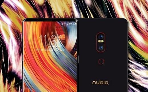 ZTE готовит к анонсу флагманский смартфон Nubia NX595J