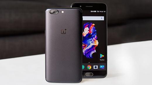 Презентация OnePlus 5T пройдет 5 ноября